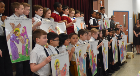 Lowell Catholic's Mission Strong During Lent