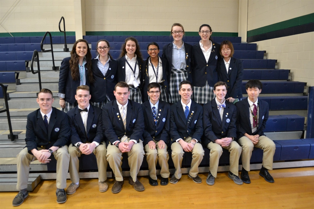 Lowell Catholic - In the News